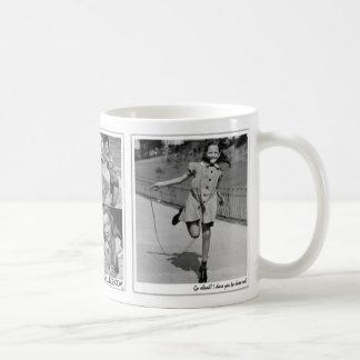 """Go ahead! I dare you to dare me!"" Coffee Mug"