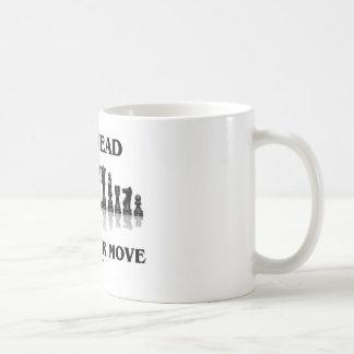 Go Ahead Make Your Move (Chess Set) Coffee Mug