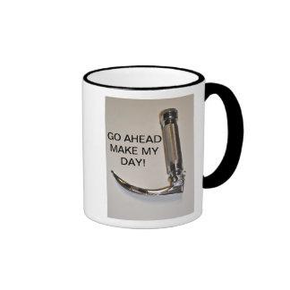 GO AHEAD MKE MYDAY! COFFEE MUG