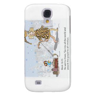 Go and Preach Galaxy S4 Covers