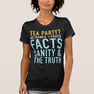 Go Anti Tea Party Tee Shirt