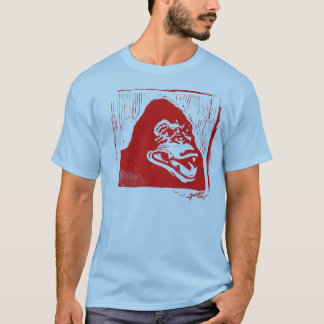 Go Ape - In Red! T-Shirt
