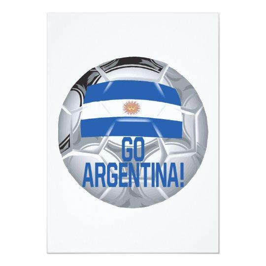 Go Argentina Card