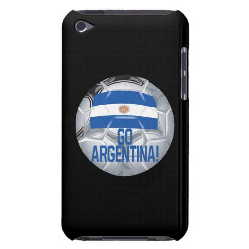 Go Argentina Case-Mate iPod Touch Case