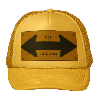 Go Around Trucker Hat