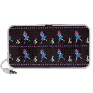 Go Ask Alice Retro Custom Portable iPhone Speaker