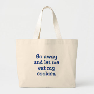 Go away; I'm on a break (2) Bag