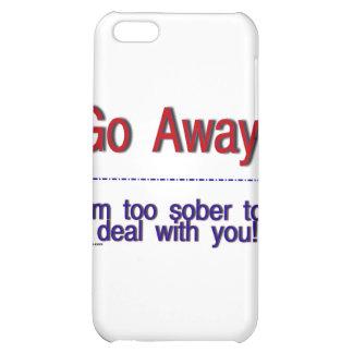 go away iPhone 5C covers