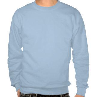 'go away' Sweatshirt Pull Over Sweatshirt