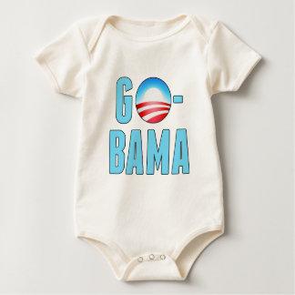 Go-Bama Baby Bodysuit