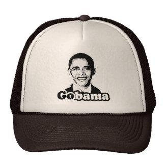 GO-BAMA T-shirt Mesh Hats