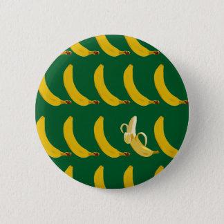 Go Bananas Pinback Button