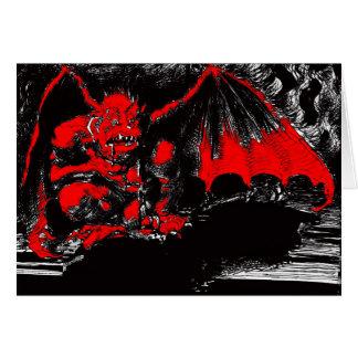 Go Bat-tee a Happy Halloween Card by VALPYRA