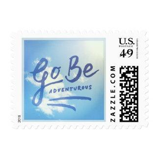 Go Be Adventurous 2 Stamp