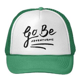 Go Be Adventurous Hat