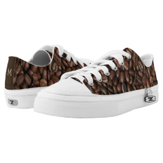 Go Bean Go - low-top Printed Shoes