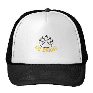 Go Bears Trucker Hat