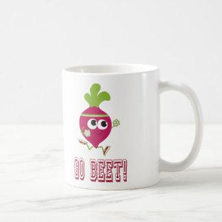 Go Beet! Coffee Mug