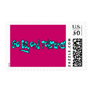 Go Beyond Tolerance Stamps