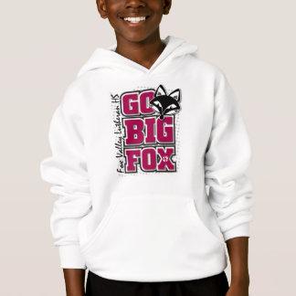 Go Big Fox - Fox Valley Lutheran HS Hoodie