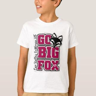 Go Big Fox - Fox Valley Lutheran HS T-Shirt
