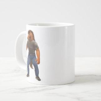 Go Big or Go Back to the Barn Jumbo Coffee Mug Jumbo Mug