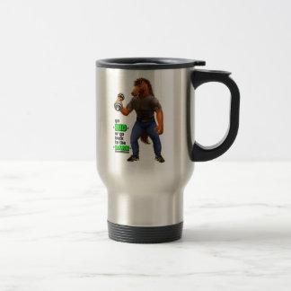 Go Big or Go Back to the Barn Travel Mug