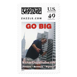 Go Big Stamps