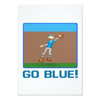 Go Blue Card
