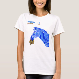 GO BLUE STRIPES!!!! T-Shirt