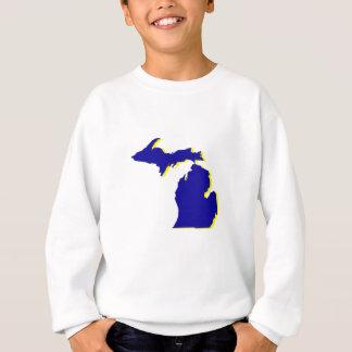 Go blue sweatshirt