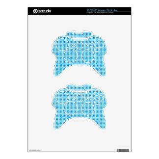 Go Blue! Xbox 360 Controller Skin