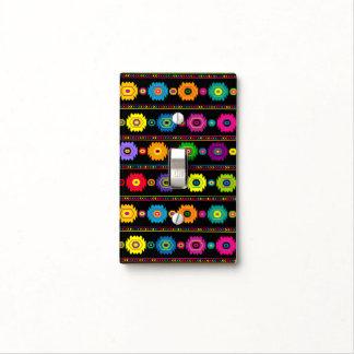 Go Bold, Bohemian, Avant-Garde Light Switch Cover