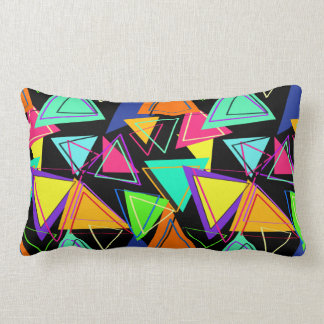 Go Bold, Bohemian, Avant-Garde Pillow