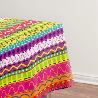 Go Bold, Bohemian, Avant-Garde Tablecloth