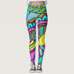 "Go Bold Pop Fashion Leggings<br><div class=""desc"">Very avant-garde, unique, very much your statement. I will post this in my Fashion Category as well as my Collections where you can see more of my popular leggings and with more versions to be added soon. Designs from fun and funky to fashionably casual to elegant will always be updated....</div>"