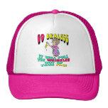 Go Braless Mesh Hat