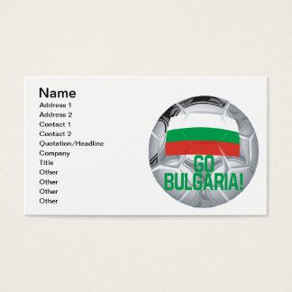Go Bulgaria Business Card