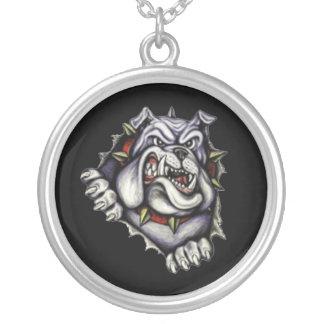 Go Bulldogs! Custom Necklace