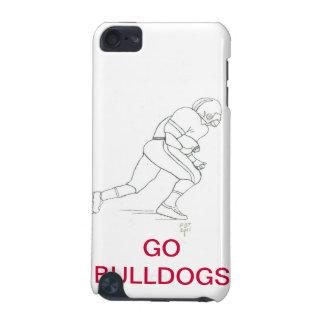 """""""GO BULLDOGS"""" iPod Case"""