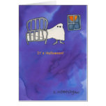 Go Bump in the NIght! Greeting Card