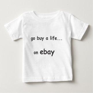 Go Buy a Life on Ebay Children's Shirts