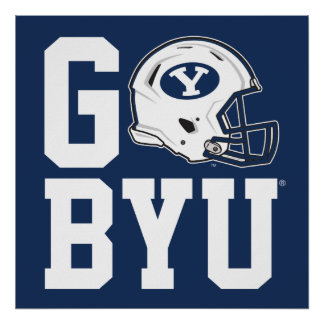 Go BYU Poster
