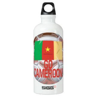 Go Cameroon Aluminum Water Bottle