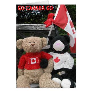 GO Canada GO Card