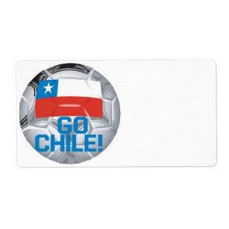 Go Chile Label