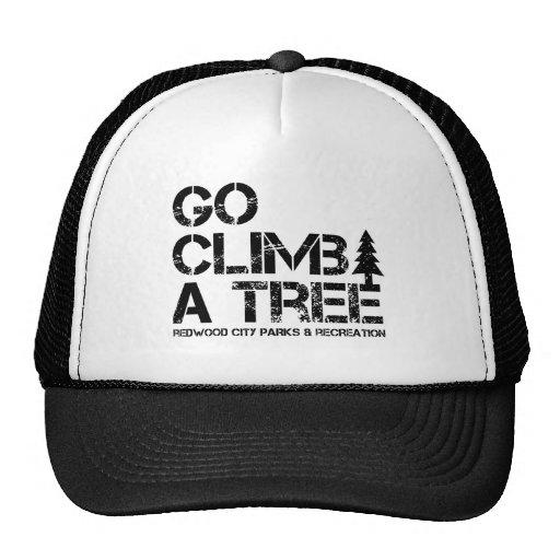 Go Climb A Tree Trucker Hat