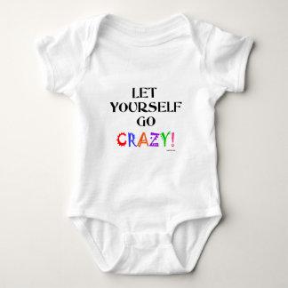 Go Crazy Baby Bodysuit
