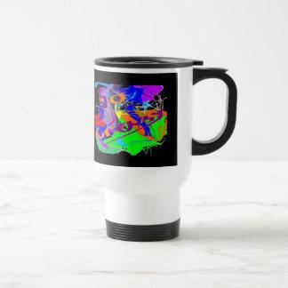 Go Crazy Travel Mug