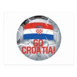 Go Croatia Post Card
